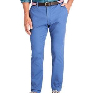 Vineyard Vines Men's Slim Fit Breaker Pants Blue